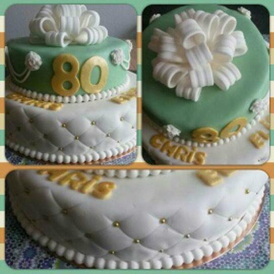 voorbeeld taarten verjaardag