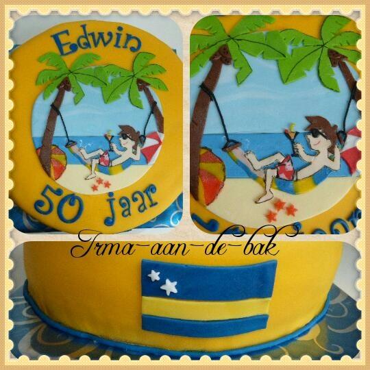 Verjaardagstaarten Volwassenen Irma Aan De Bak