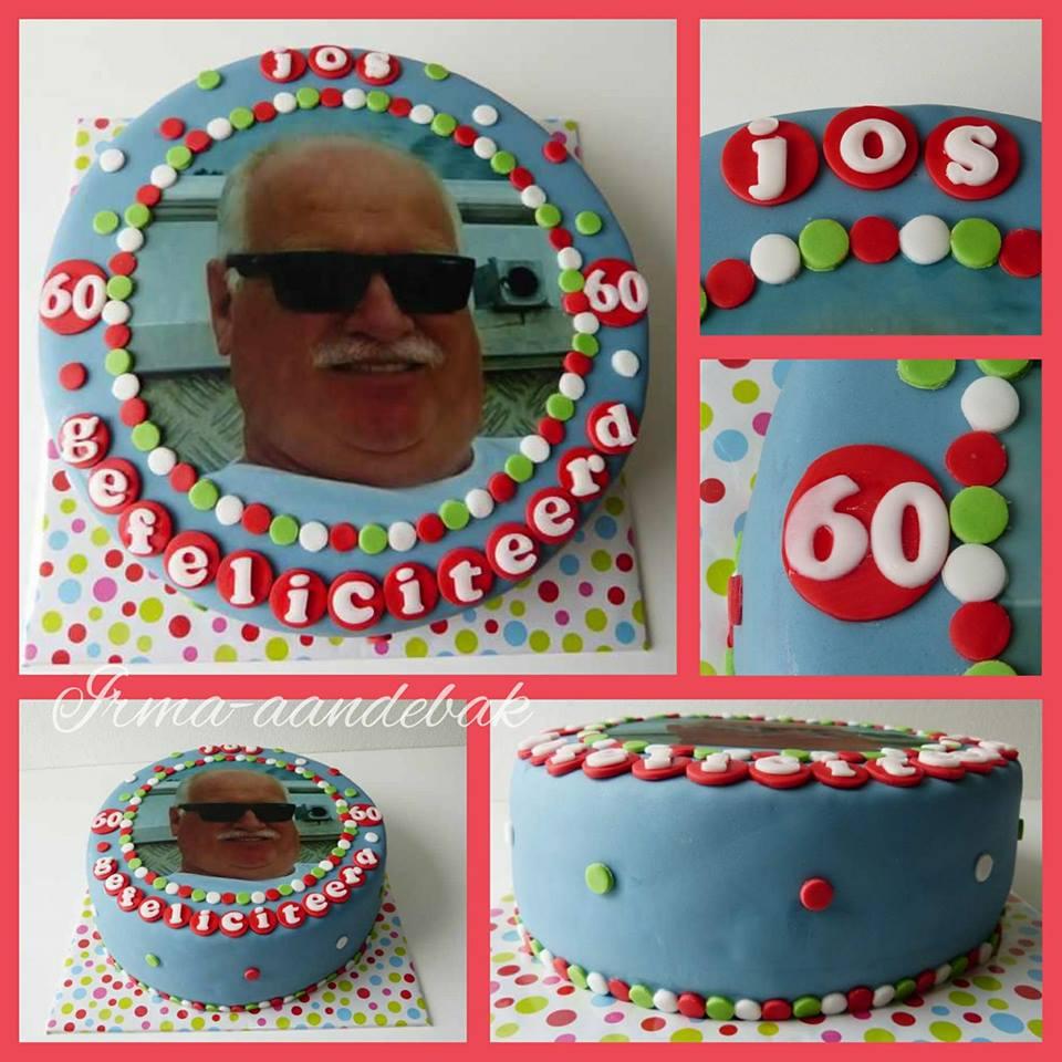 Beroemd Verjaardagstaarten volwassenen | Irma aan de bak LM85